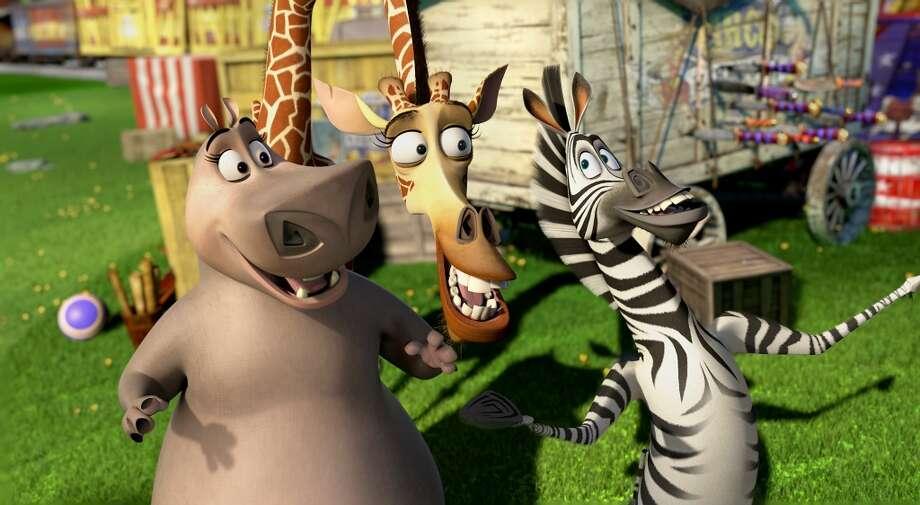 "July 30: ""Madagascar 3"""