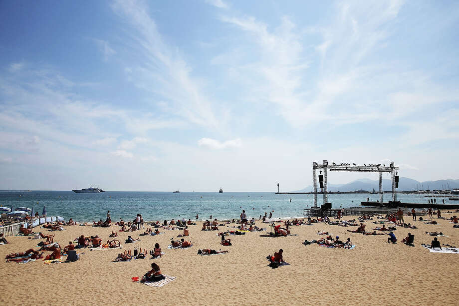 A general view of atmosphere during Cannes Film Festival on May 14, 2013 in Cannes, France. Photo: Vittorio Zunino Celotto, Getty Images / 2013 Getty Images