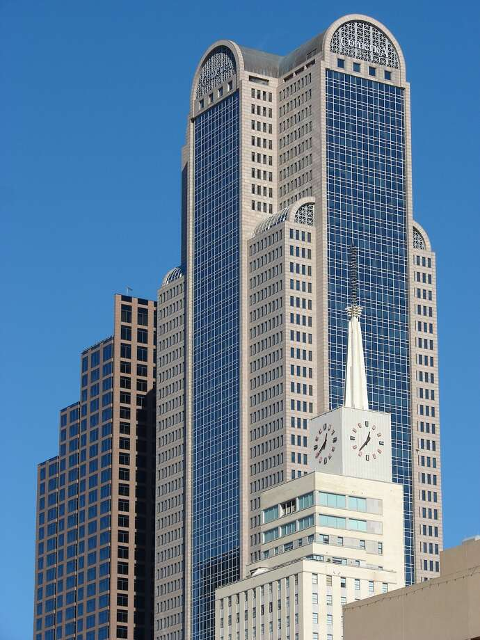 Comerica Bank Towerin Dallas: 787 feet, 60 stories Photo: David R. Tribble / Wikipedia Commons