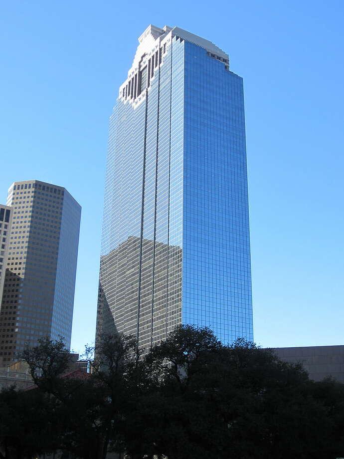 Heritage Plazain Houston: 762 feet, 53 stories Photo: Another Believer / Wikipedia Commons