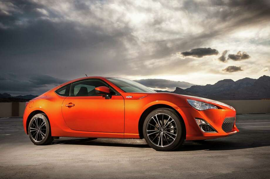 The 2014 Scion FR-SSource: Automobile Magazine Photo: File