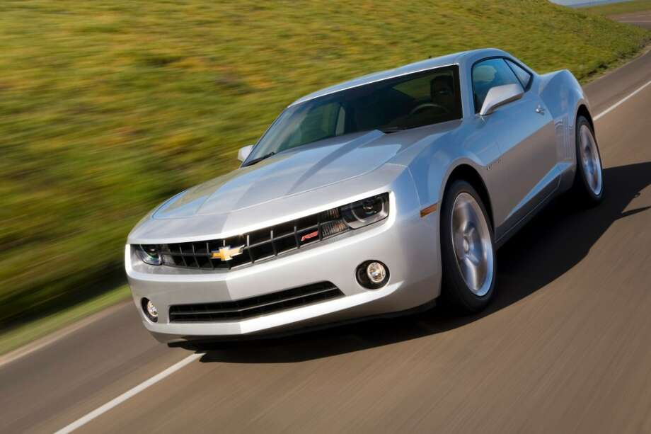 "9. Chevrolet Camaro (V6) - Tie  What Edmunds.com says: ""For tire-burning power and Hollywood flash, it doesn't get much better than the 2013 Chevrolet Camaro.""See all the rankings here Photo: File"