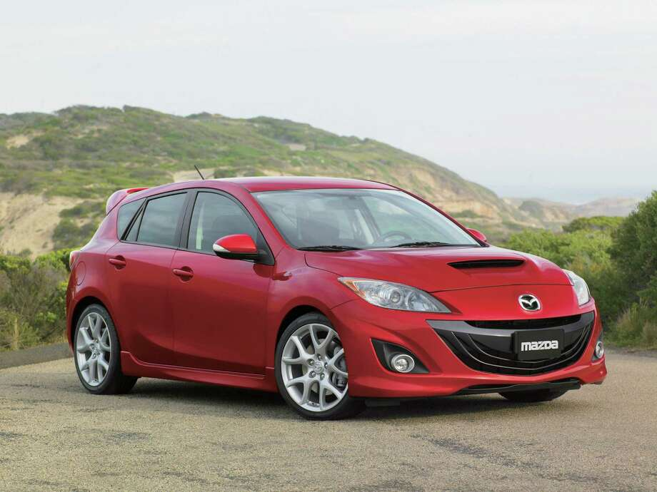 9. Mazda Mazdaspeed3 - Tie
