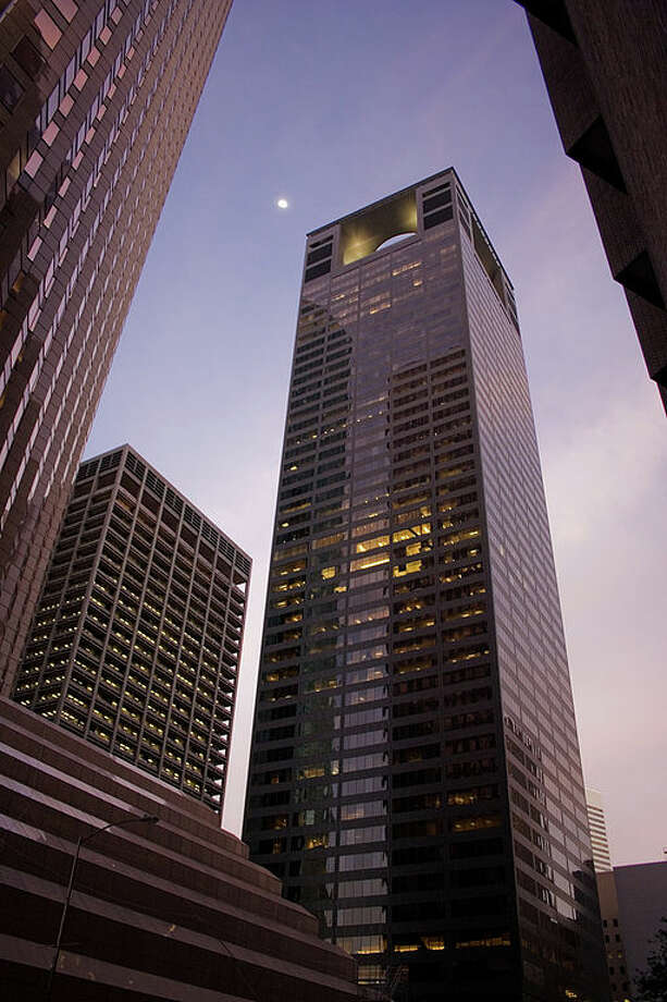 Centerpoint Energy Plaza in Houston: 741 feet, 47 stories