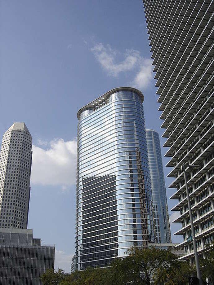 1400 Smith Streetin Houston: 691 feet, 50 stories Photo: Zereshk / Wikipedia Commons