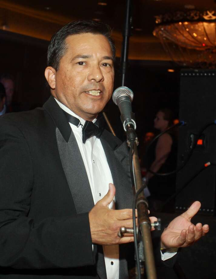 Alfonso Maldonado, chairman of the board of LLC, at the Annual Latino Learning Center Night with the Stars Gala.
