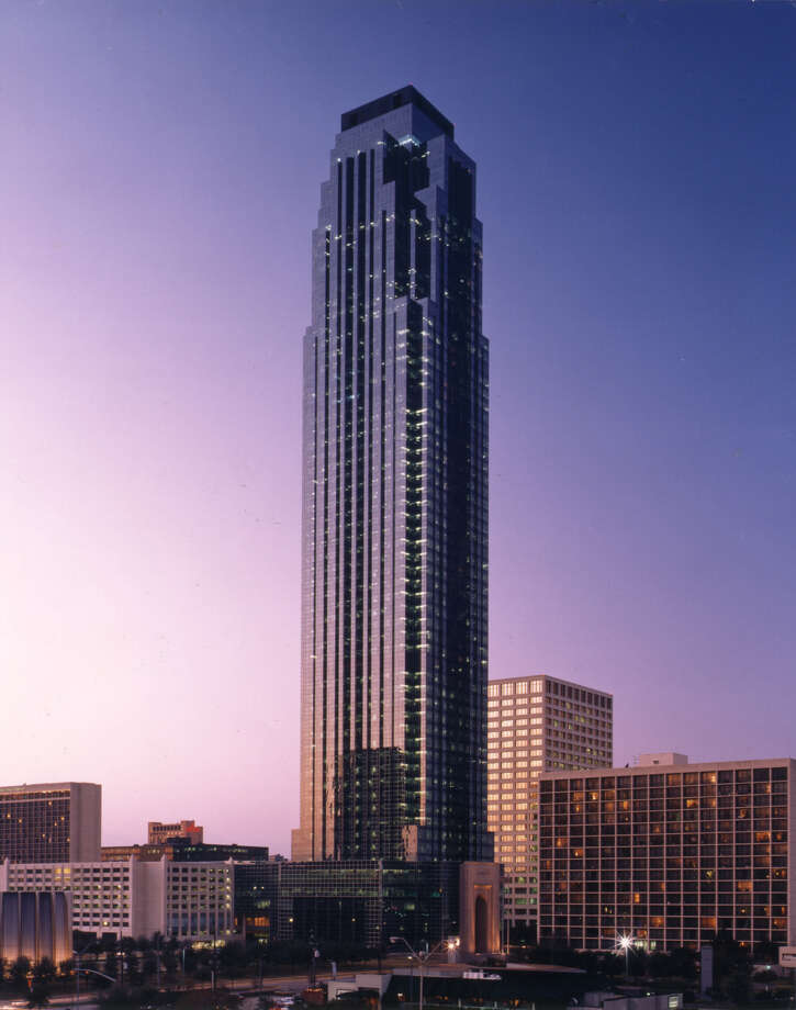 You still refer to the tall building by the Galleria as Transco Tower. --Nicki Britton / Houston Chronicle Photo: UNKNOWN / HANDOUT PHOTO