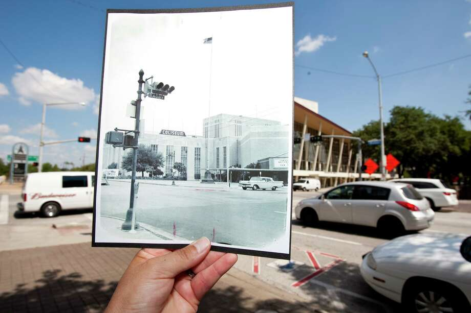 You remember when Sam Houston Coliseum was THE concert venue in town. --Dale Robertson / Houston Chronicle Photo: Nick De La Torre, Houston Chronicle / © 2010 Houston Chronicle