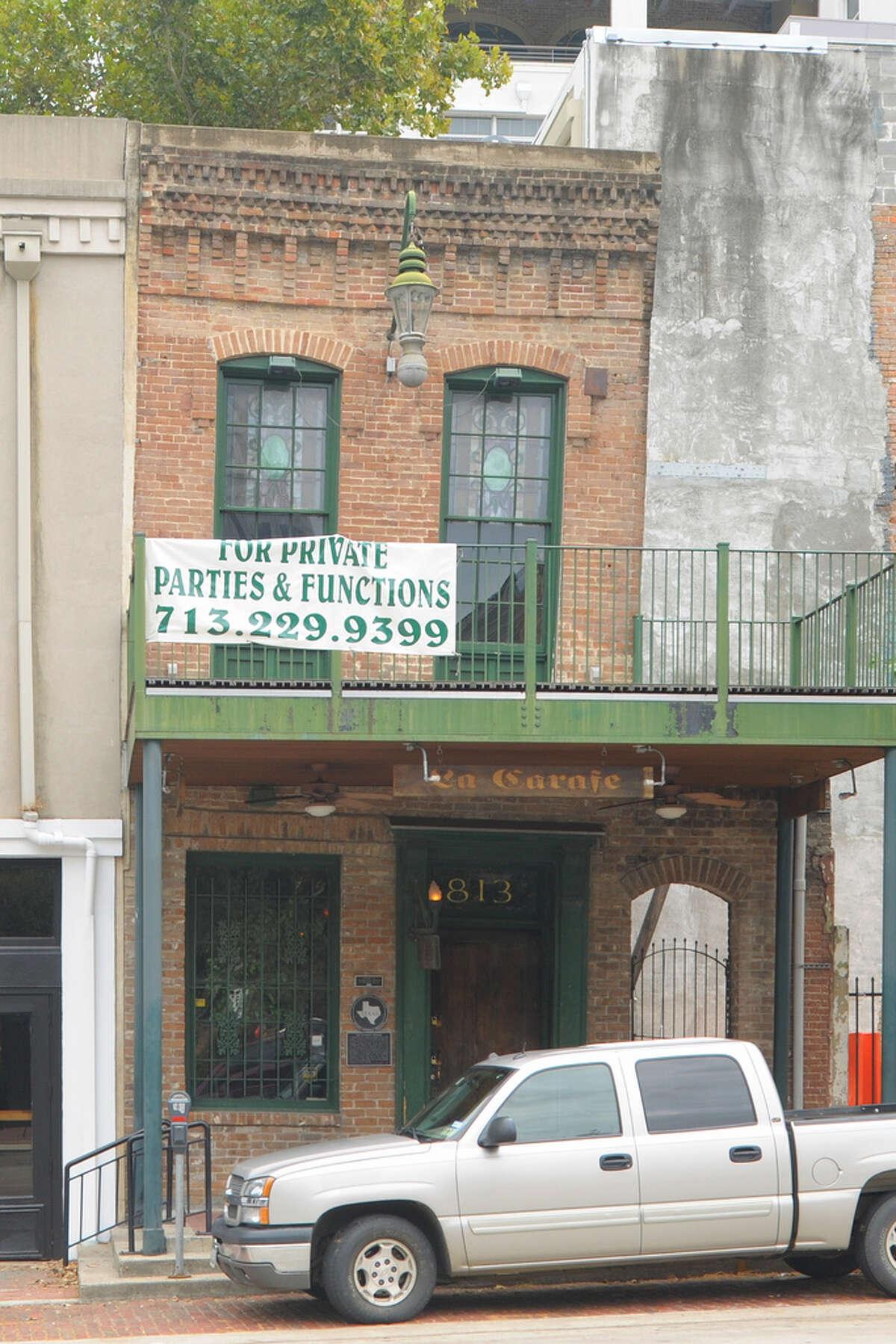 Name: Kennedy Bakery BuildingBuild date: 1861Location: 813 Congress Avenue