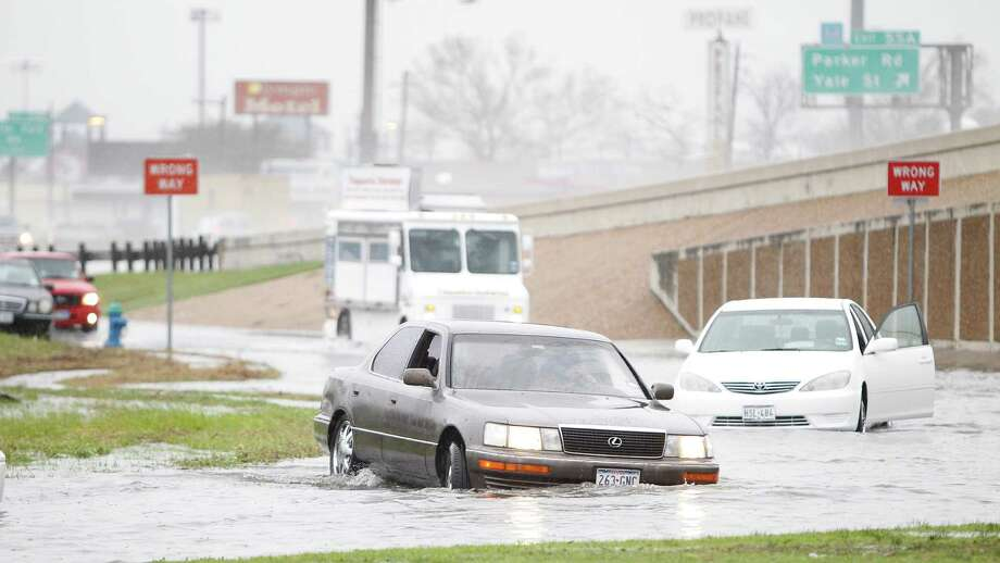 You know which streets will flood.  --Houston Chronicle Photo: Karen Warren, Houston Chronicle / © 2012  Houston Chronicle