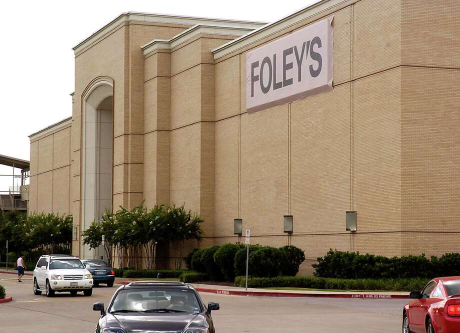 You shopped at Foley's. --Lydia Hardison / Twitter Photo: Dave Rossman, For The Chronicle / Freelance