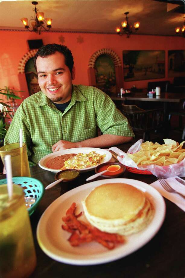 You can eat migas for breakfast, pho for lunch and chicken fried steak for dinner. --Becky Ardell Downs / Facebook Photo: Smiley N. Pool, Houston Chronicle / houston chronicle