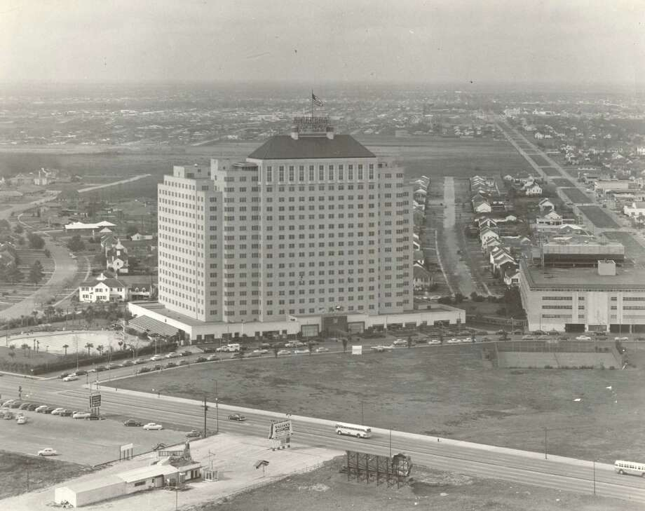 You remember swimming at the Shamrock Hotel every summer. --Katherine Feser / Houston Chronicle / handout