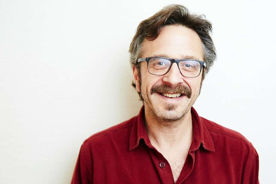 Marc Maron Photo: Dan Hallman, Associated Press