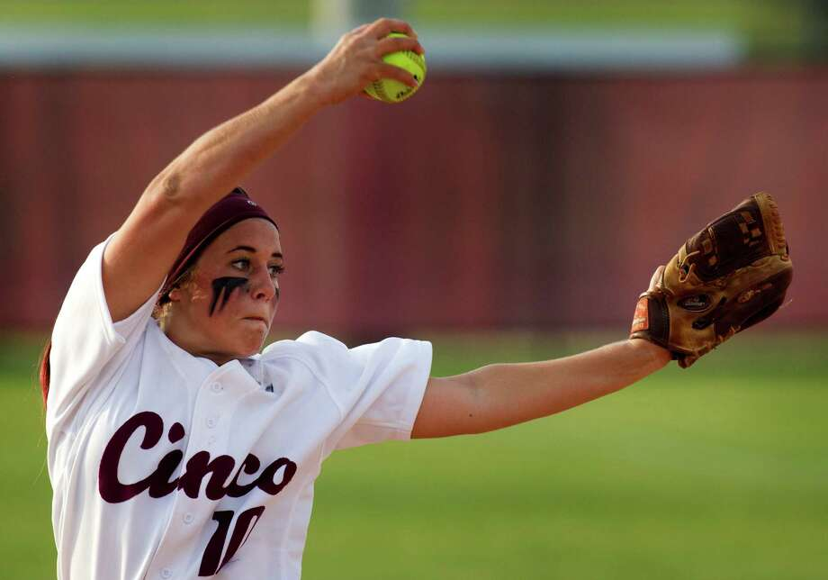 All-Greater Houston softball first teamKayla Ober, Jr., Cinco Ranch Photo: J. Patric Schneider, Freelance / © 2013 Houston Chronicle