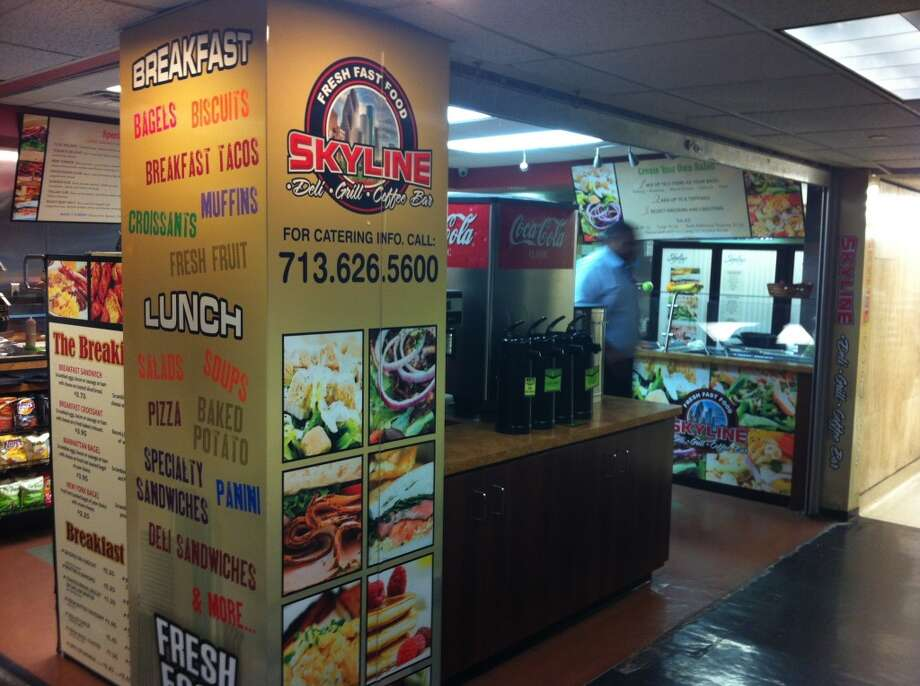 This Skyline Deli in downtown's tunnel system will be closing soon.