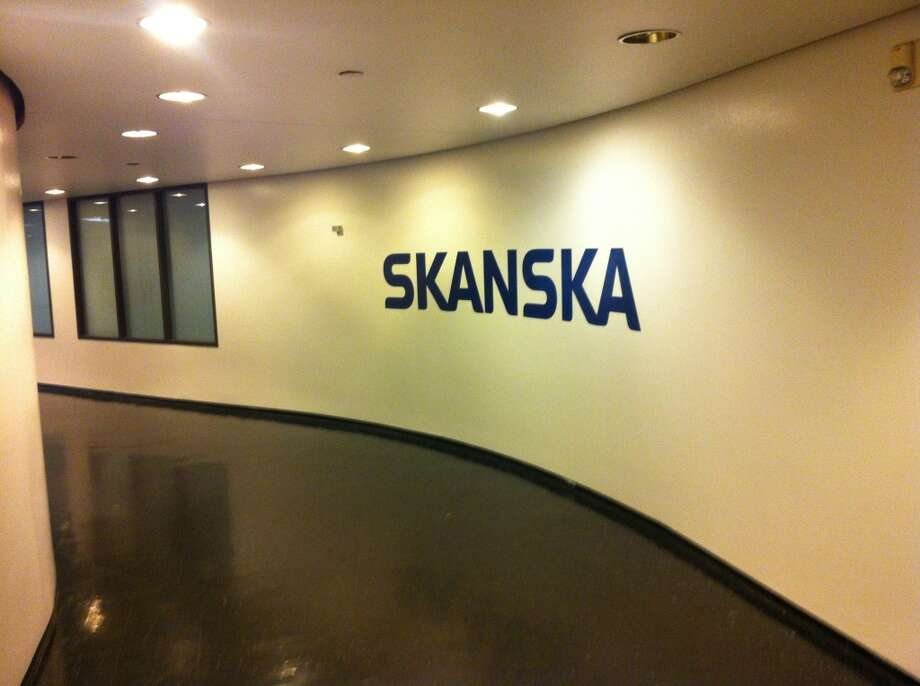Skanska plans to tear down the Houston Club building and build a new office tower at the site.