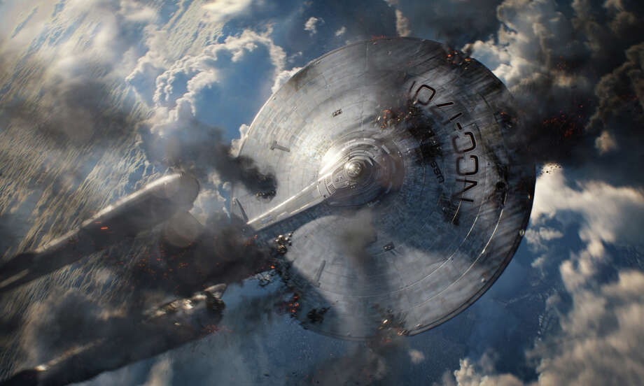 Paramount has released these images as part of a sneak peek of Star Trek: Into Darkness, which opens on May 16. Photo: Paramount Pictures / Copyright 2013 Industrial Light & Magic, a division of Lucasfilm Entertainment Company Ltd., All Rights Reserved