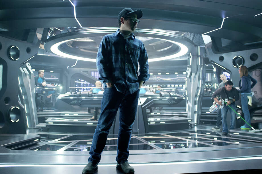 Paramount has released these images as part of a sneak peek of Star Trek: Into Darkness, which opens on May 16. Photo: Photo Credit: Zade Rosenthal, Paramount Pictures / © 2013 Paramount Pictures.  All Rights Reserved.