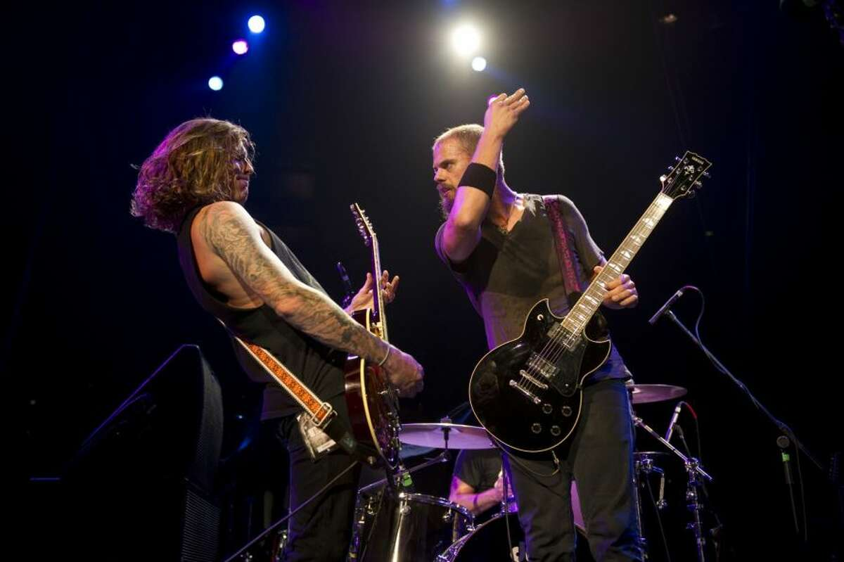 Baroness 1:20 p.m. June 2, Stage 5 BARONESS' mission statement has always been simple: keep an open mind, confront challenges, avoid repetition and take the music to diverse audiences.