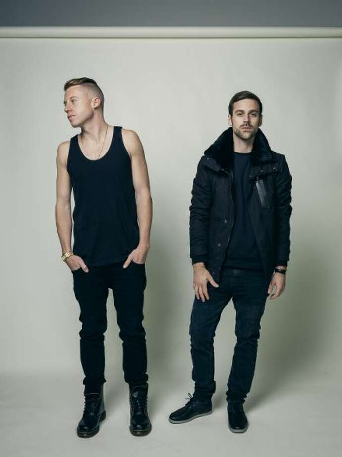 Macklemore & Ryan Lewis 6:20 p.m. June 2, Stage 5   Their work has captivated listeners around the world, with a combined total of 50 million views on YouTube and a passionate fan following.