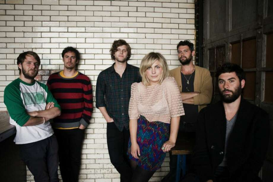 The Head and the Heart 7 p.m. June 1, Stage 5Formed in Seattle by a group of northwestern transplants, the Head and the Heart is an indie folk band whose influences include Americana, country-rock, and classic Beatlesque pop.