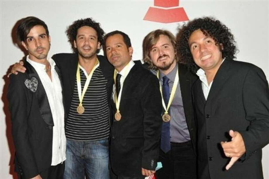 Los Amigos Invisibles 3:50 p.m. June 2, Stage 6  For Los Amigos Invisibles, it has been over 60 countries visited, 1 Latin Grammy + 2 Latin Grammy nominations and three Grammy (NARAS) nominations.