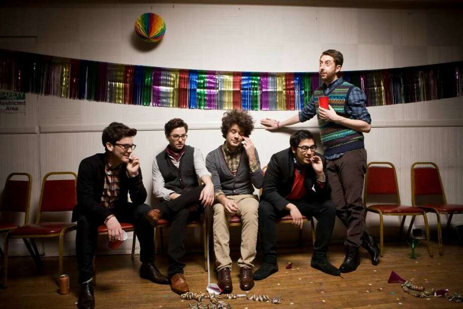 Passion Pit 7:20 p.m. June 1, Stage 3Passion Pit began as a one-man project of singer and songwriter Michael Angelakos to produce a Valentine's Day gift for his girlfriend. Eventually, Passion Pit became a full-fledged band.