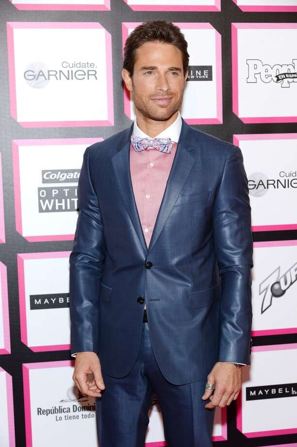 Model Sebastian Rulli attends People En Espanol's 50 Most Beautiful 2013 at Marquee on May 13 in New York City.  (Photo by Dimitrios Kambouris/Getty Images for People en Espanol)