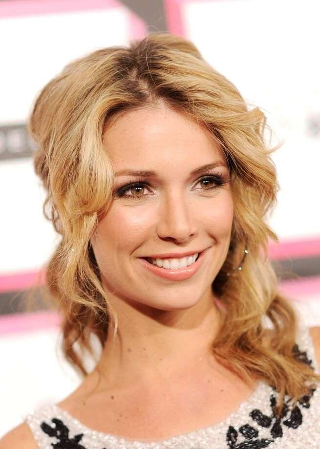 TV personality Alessandra Villegas
