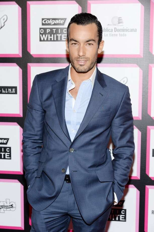 Actor Aaron Diaz