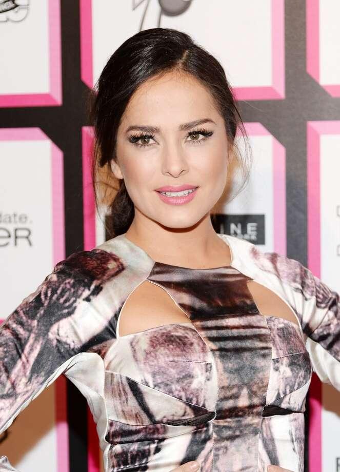 Actress and model Danna Garcia