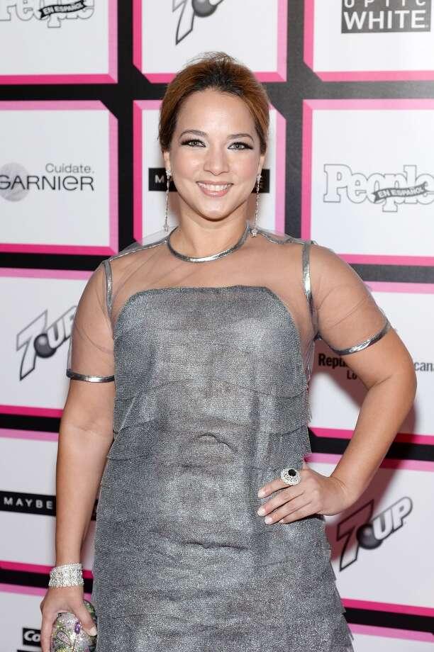 Actress Adamari Lopez