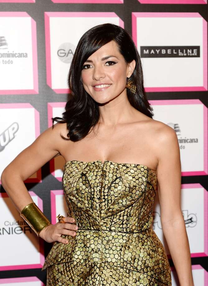 TV personality Candela Ferro