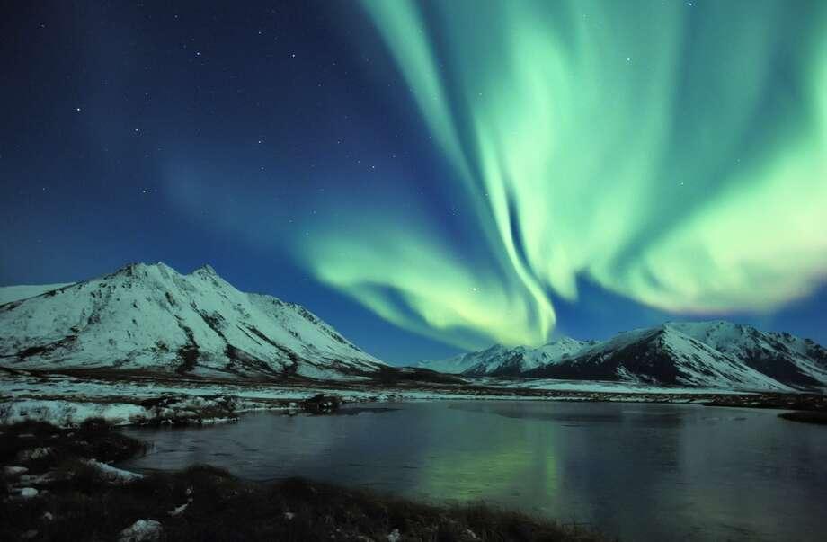 Tombstone Range, Yukon Territory, Canada. Photo: Florian Schulz, Visionsofthewild.com