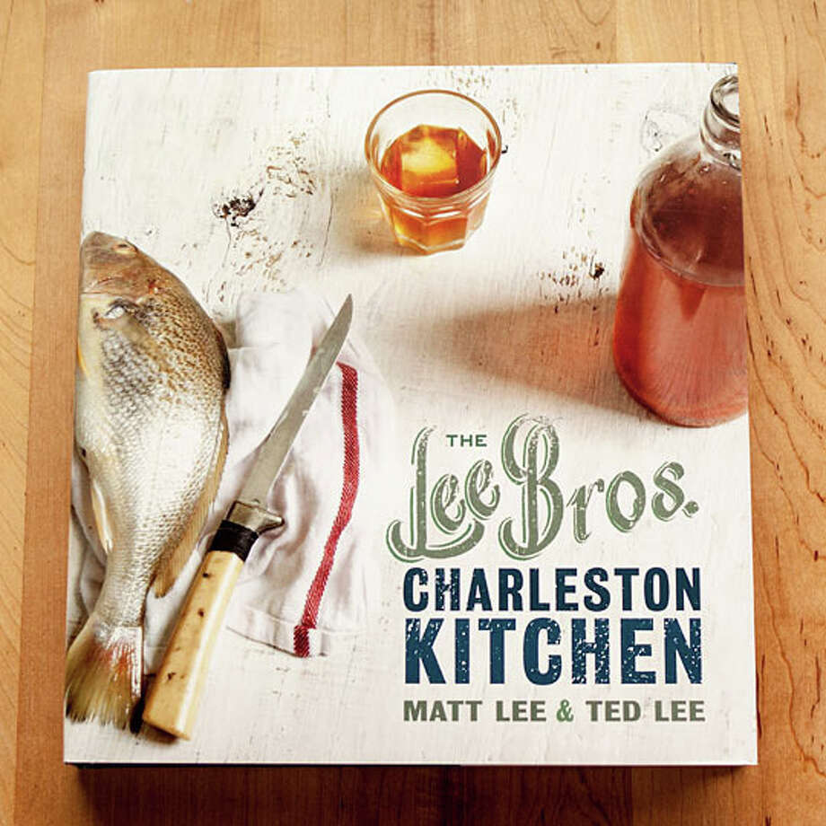 """The Lee Bros. Charleston Kitchen,"" by Matt & Ted Lee Photo: Book Cover"