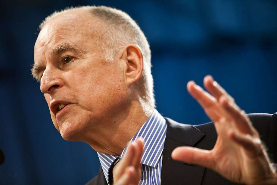 Brown's budget gives education big boost - SFGate