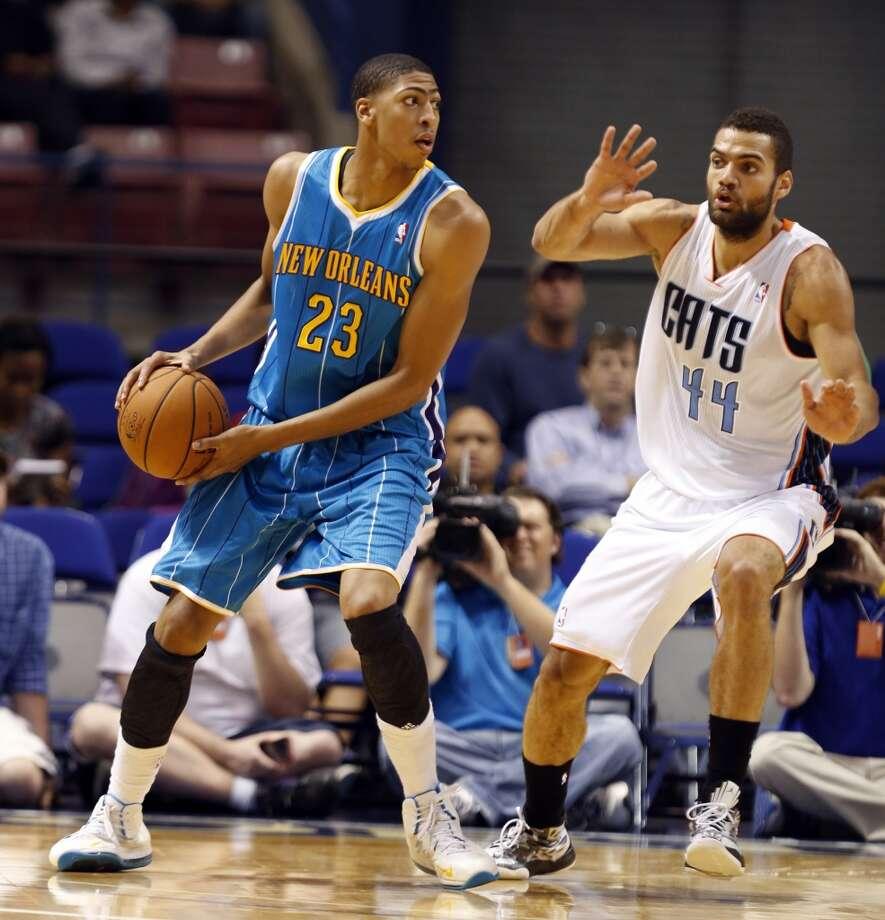 C Anthony Davis, New Orleans Hornets