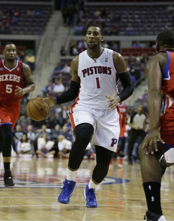 SECOND TEAM  C Andre Drummond, Detroit Pistons