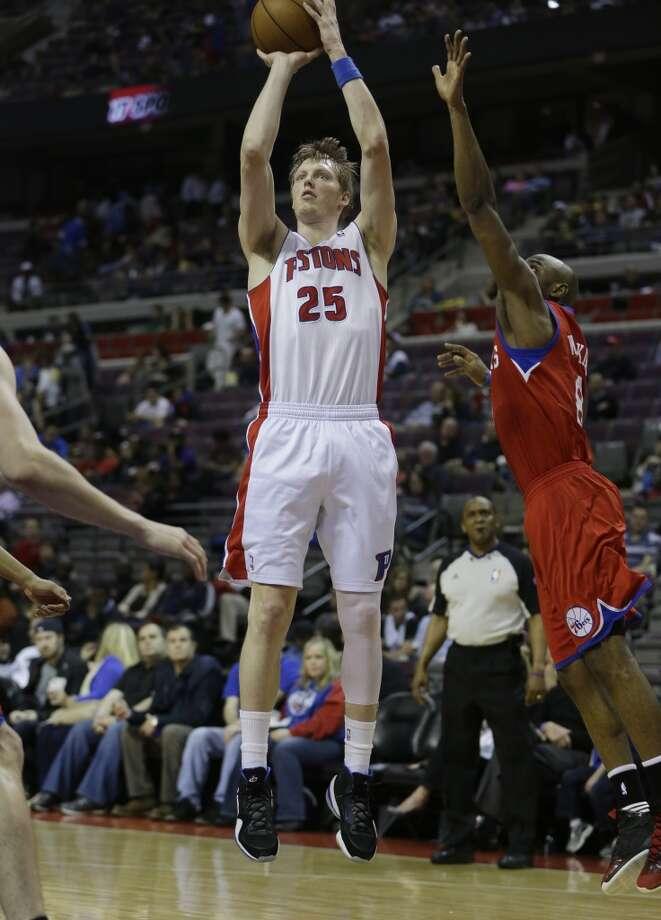 SF Kyle Singler, Detroit Pistons