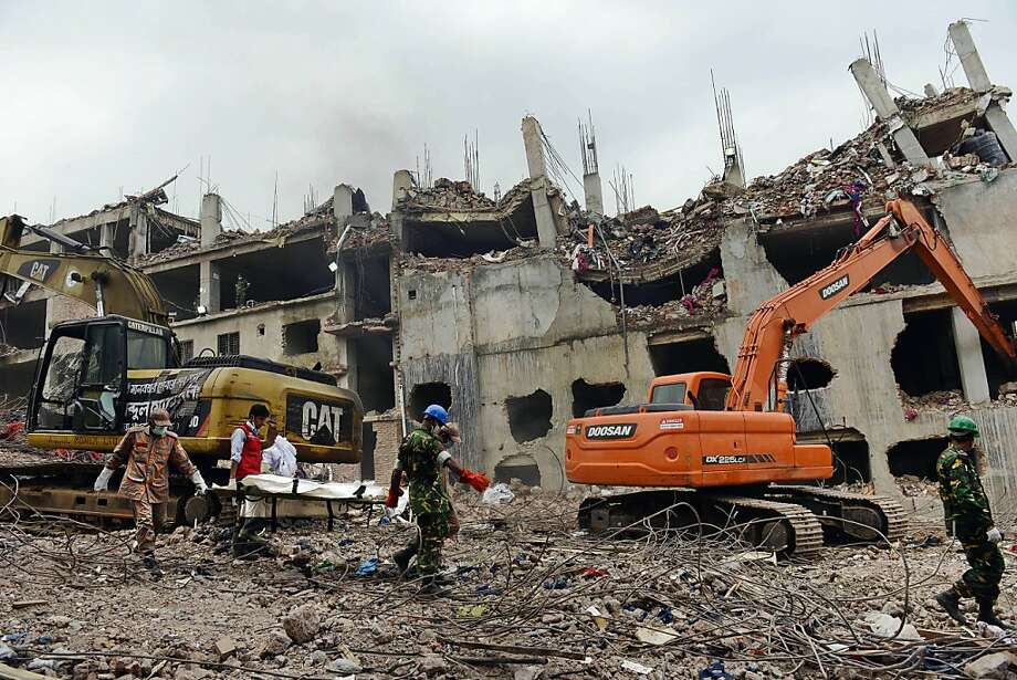 The collapse of a garment factory in Bangladesh in April has claimed the lives of more than 1,100 garment workers, and appears to be leading to sweeping reforms among world retailers. Photo: Ismail Ferdous, Associated Press
