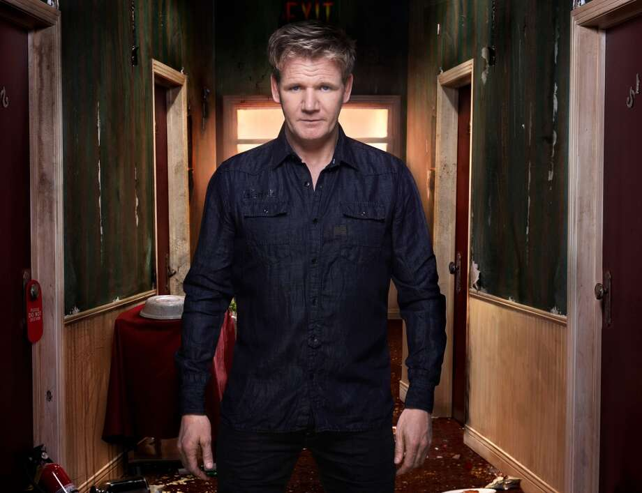 "Gordon Ramsay travels across the country to fix struggling hotels, mediocre motels and just plain bad bed and breakfasts on ""Hotel Hell."" His next stop is The Curtis House in Woodbury."