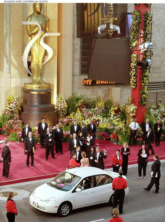 Harrison Ford and Calista Flockhart arrived at the 2003 Academy Awards in a Toyota Prius. That first version was succeeded a few months later by the now-iconic 2004 model. While much improved, these days it faces a fleet of competition from other makes. Photo: AMY SANCETTA, STF / AP