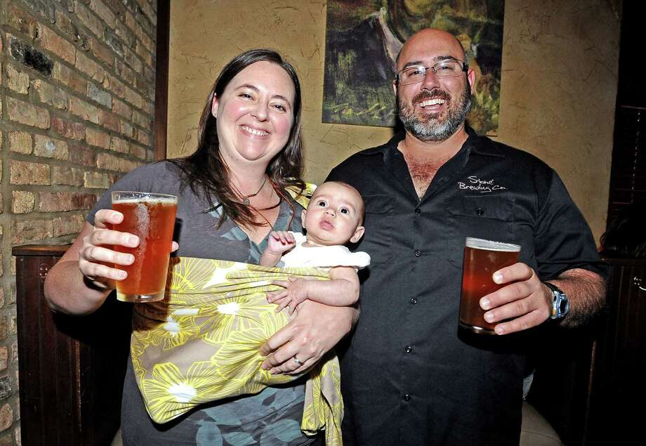 Our cameras were at Madison's on Dowlen for the American Craft Beer Week.  Did we see you there? Photo taken: Randy Edwards/The Enterprise