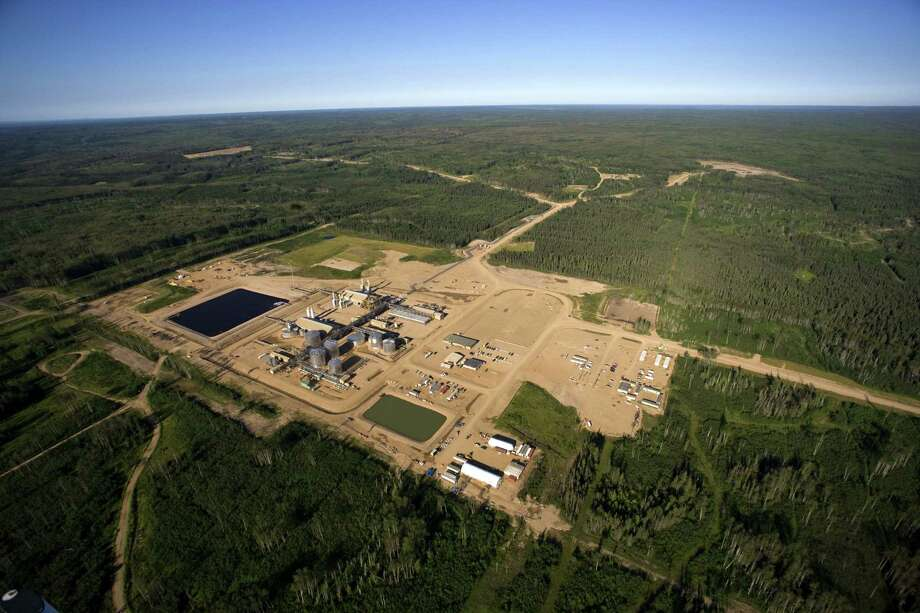 The Surmont oil sands project in Alberta is a 50-50 joint venture of ConocoPhillips and Total E&P Canada. Photo: ConocoPhillips