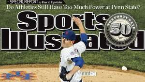 Groton's Matt Harvey, ace pitcher of the New York Mets, was put on the cover of Sports Illustrated this week, which got us thinking: How many Connecticut natives have been on the cover of SI since its inception in 1954? The answer: a fair number, and not everybody you expect. Here's a look at our Nutmeg state coverboys and covergirls.