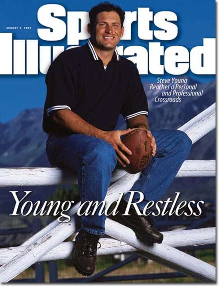 Having won his championship and suffering a series of injuries in 1995 and 1996, 36-year old Steve Young contemplated the end of his Hall of Fame career in this August 1997 profile.