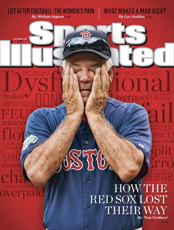 The first and only time Stamford's Bobby Valentine graced SI was a dubious one: Sept. 10, 2012 during the fallout of his disastrous, one season as Red Sox manager.