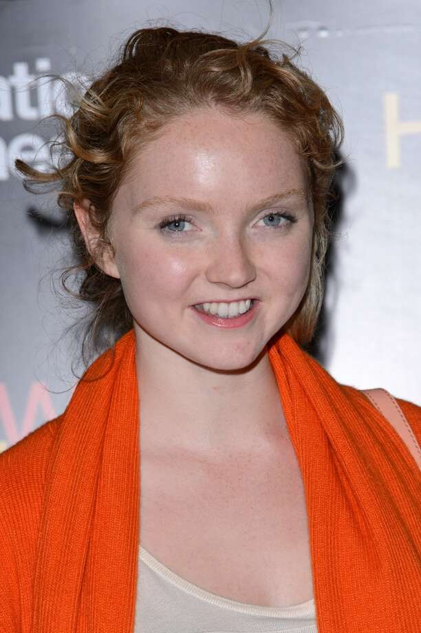Model Lily Cole was the inspiration for Princess Merida's original look.