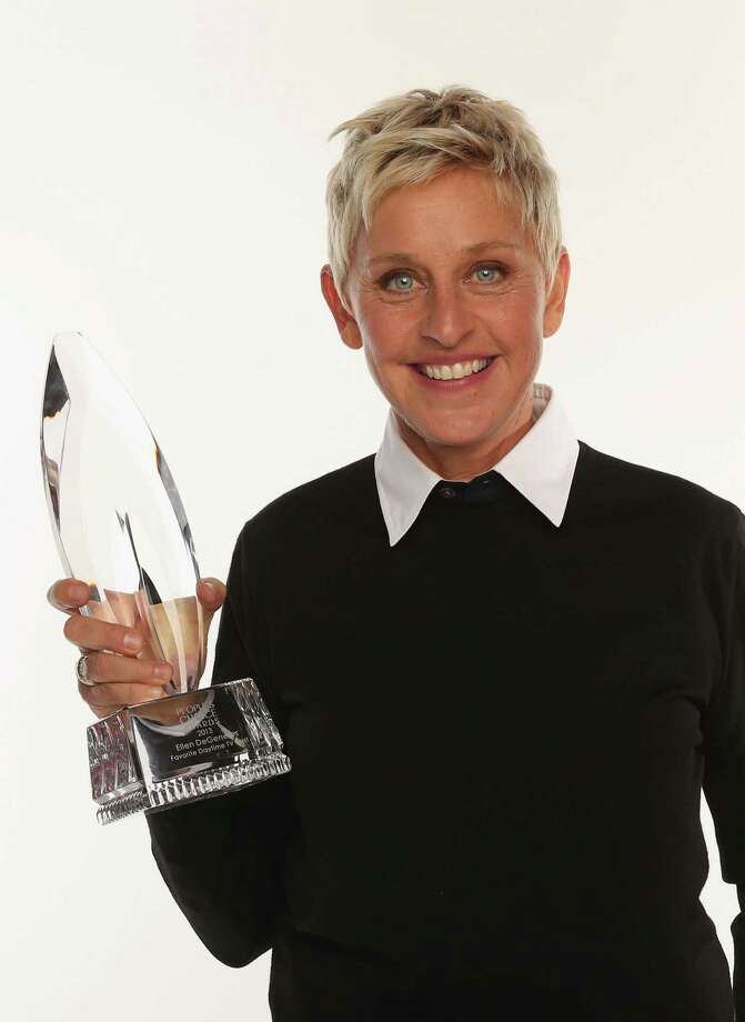 "In a 2011 graduation address, TV personality Ellen DeGeneres broke the word ""commencement"" down into two components --- sort of -- that made a lot of sense. Photo: Christopher Polk, Getty Images For PCA / 2013 Getty Images"